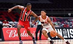 No estouro do cronômetro, Yago garante vitória do Flamengo no primeiro jogo da final do NBB