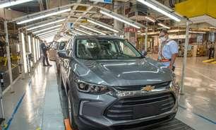 GM adia retorno da produção do Tracker por mais 30 dias
