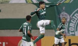 Palmeiras goleia o Universitario por 6 a 0 no Allianz Parque