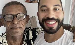 Gil do Vigor reencontra o pai que estava sumido há 15 anos