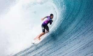 Surfe: Mundial tem surto de Covid, e surfistas exigem cancelamento