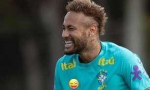 Neymar se aproxima de Pelé na artilharia da Seleção