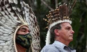 Bolsonaro defende exploração da terra por indígenas