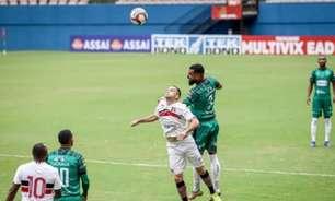 VÍDEO: Santa Cruz perde na estreia da Série C; confira os gols