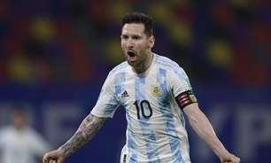 """Argentina confirma participação na Copa América: """"Esforço"""""""
