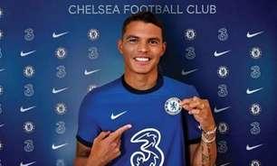 Thiago Silva renova contrato com o Chelsea até junho de 2022