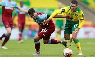 Arsenal perde disputa por atacante do Norwich para o Aston Villa