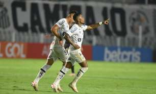 Marinho perde pênalti, se recupera e Santos vence o Ceará