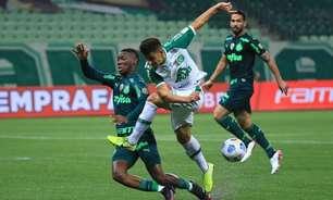 Busanello lamenta Chape 'desligada' contra o Palmeiras