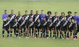 Fora de casa, Vasco vence o Internacional pelo Campeonato Brasileiro sub-17