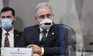 Queiroga sugeriu diálogo sobre tratamento precoce na OMS
