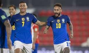 Brasil vence o Paraguai e segue 100% nas Eliminatórias