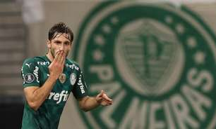 Viña é convocado pelo Uruguai e vai desfalcar o Palmeiras