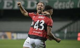 Após folga, Flamengo vence o Coritiba pela Copa do Brasil