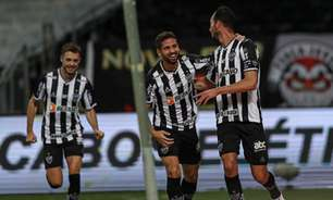 Galo vence o Remo novamente e confirma sua vaga nas oitavas de final da Copa do Brasil