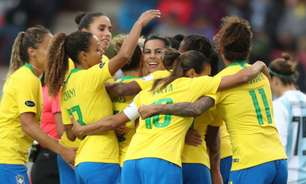Desimpedidos transmite no Youtube os amistosos de preparação da Seleção feminina para a Olimpíada
