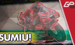 GP às 10: Bagnaia sente pressão e cai na hora de 'tirar 10' na temporada 2021 da MotoGP