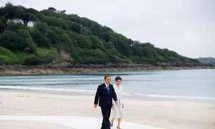 Japão espera que membros do G7 apoiem Olimpíada, diz delegação japonesa