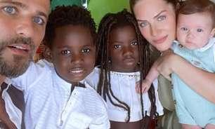 Giovanna Ewbank revela mudança da família para Portugal