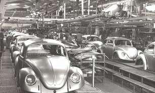 Fusca ajudou a impulsionar produção de veículos populares no Brasil