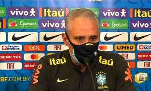 Tite diz que jogadores pediram para Brasil não sediar a Copa América: 'Situação que não gostaríamos'