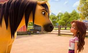 'Spirit', filme sobre amizade entre menina e cavalo, ganha nova versão