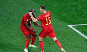 Com gols de Lukaku e Meunier, Bélgica vence a Rússia em sua no estreia do Grupo B da Eurocopa