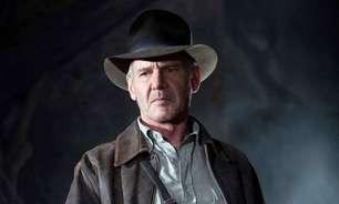 """Vídeo revela trem nazista e bastidores de """"Indiana Jones 5"""""""
