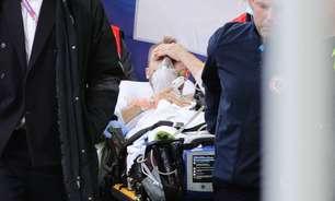 Médico da seleção dinamarquesa afirma que atendimento rápido salvou a vida de Eriksen
