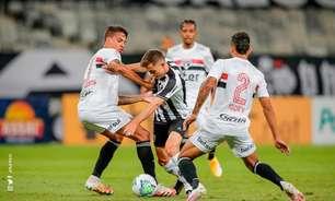 Atlético-MG x São Paulo: prováveis escalações, desfalques e onde assistir