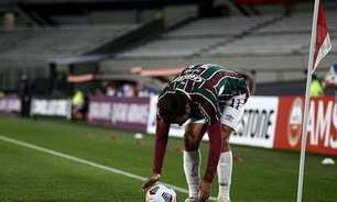 O mais importante? Fluminense tem média de 40,5% de posse de bola desde a estreia na Libertadores