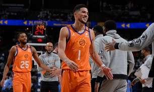Suns vence Nuggets e fica perto de chegar à final do Oeste
