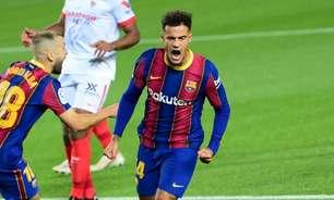 Fora dos planos do Barcelona, Philippe Coutinho entra na mira do Leicester