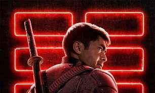 """""""G.I. Joe Origens: Snake Eyes"""" ganha pôsteres de personagens e vídeo de bastidores"""
