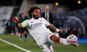 Em baixa no Real, Marcelo vira alvo de dois clubes da Premier League