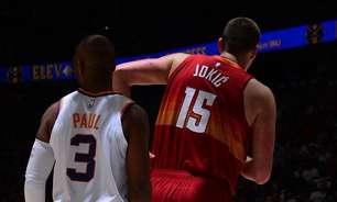 Jokic é expulso, Suns varre Nuggets e está na final do Oeste