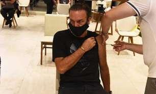 Atlético-MG vai ao Paraguai receber a 2ª dose de vacina contra a Covid-19