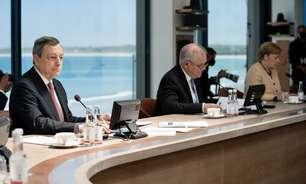 Premiê da Itália diz que G7 compartilha posições sobre China