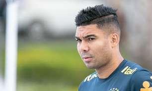 """""""Não estamos contentes com Copa América aqui"""", diz Casemiro"""