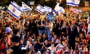 Parlamento aprova nova coalizão e encerra governo Netanyahu