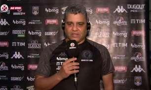 Marcelo Cabo celebra vitória do Vasco sobre o Brasil de Pelotas: 'Acho difícil qualquer time virar jogo aqui'