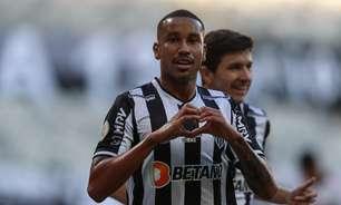 Atlético-MG vence o São Paulo pelo Brasileirão e mantém tabu no Mineirão
