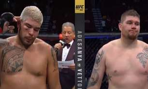 Carlos Boi vence no card preliminar do UFC 263 e embala no peso-pesado