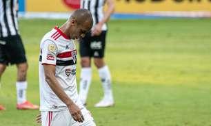 São Paulo perde para o Atlético-MG