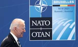 Reunião da Otan discute China, Rússia e ataques cibernéticos