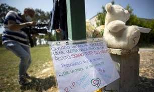 Assassinato de 2 meninos e um idoso deixa Itália em choque
