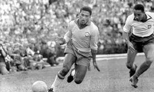 'De que planeta você veio?': Fifa relembra fantástica atuação de Garrincha na Copa de 1962