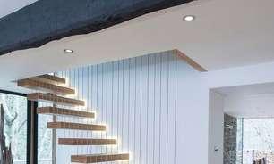 Escadas Internas: +63 Modelos Incríveis para o seu Projeto