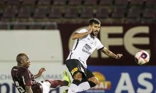 Próximo de acerto com o Santos, Camacho não participa de treino no Corinthians