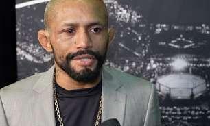 Deiveson pede trilogia contra Brandon Moreno e 'culpa' corte de peso por revés no UFC 263